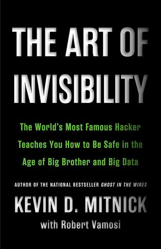 کتاب The Art of Invisibility