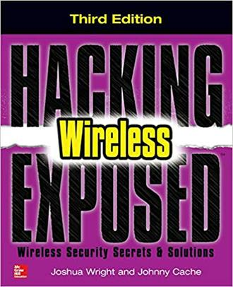 کتاب Hacking Wireless Exposed