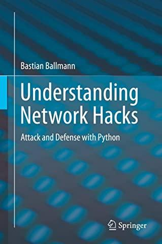 کتاب Understanding Network Hacks Attack and Defense with Python
