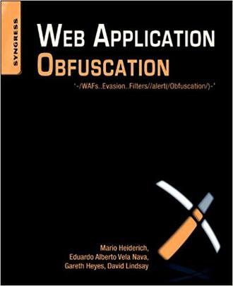 کتاب Web Application Obfuscation