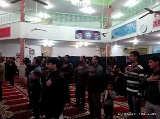 شب شهادت حضرت فاطمه زهرا س در خانیک
