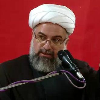 سخنرانی حجة الاسلام حیدری کاشانی