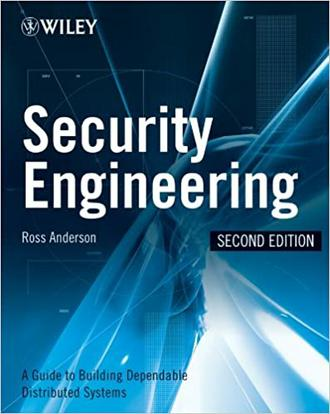 کتاب Security Engineering