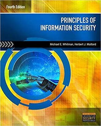 کتاب Principles of Information Security
