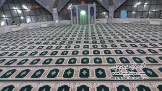 قیمت فرش سجاده ای کاشان در تهران و مشهد