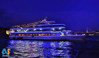 تور کشتی در استانبول