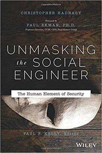 کتاب Unmasking The Social Engineering