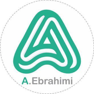 لوگو شخصی ابوالفضل ابراهیمی