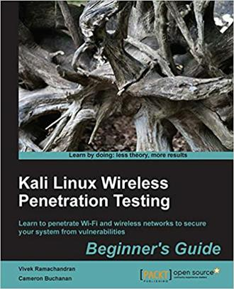 کتاب Kali Linux Wireless Penetration Testing