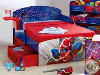 تخت کودک مرد عنکبوتی