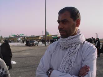 مهاجر فی سبیل الله .مسافری از منی