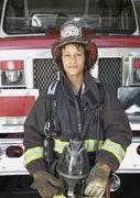Jennifer the Firefighter