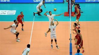 ساعت پخش والیبال ایران لهستان انتخابی المپیک 2016