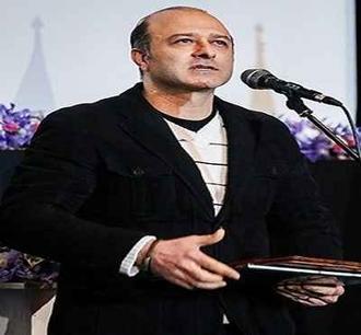 بازیگر نقش اکبری در سریال آنام