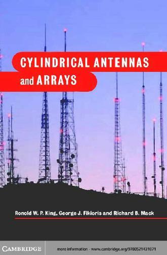Cylindrical Antennas and Arrays