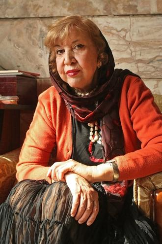 سیمین بهبهانی شاعر فارسی زبان ایرانی