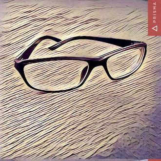 عینک ته استکانی