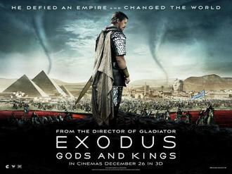 فیلم exodus gods and king - دانلود فیلم خروج خدایان و پادشاهان - دانلود فیلم های یهودمحور - فیلم اکسودوس - فیلم هجرت خدایان و پادشاهان - نقد فیلم خروج خدایان و پادشاهان - فیلم های درباره تاریخ یهود