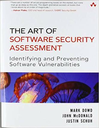 کتاب The Art of Software Security Assesment
