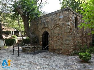 مسجد عیسی بیگ در شهر کوش آداسی