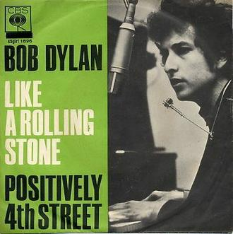 Like A Rolling StoneBobDylan