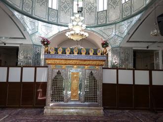 امامزاده سید هاشم شریف آباد اردکان