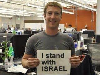 زاکربرگ: با اسرائیل می مانم