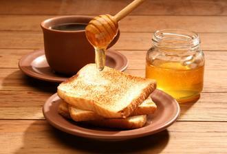 عسل صبحانه