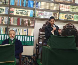 جلسه استادمحمدی