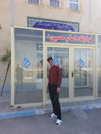 خوابگاه امام حسین دانشگاه میبد