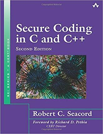 کتاب Secure Coding in C and C++