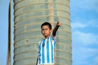 احمد طرفدار آرژانتین