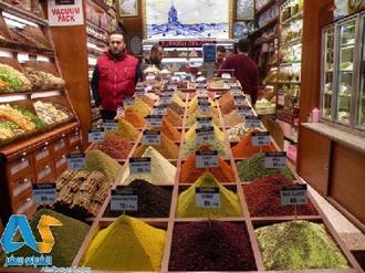 بازار بزرگ شهر استانبول