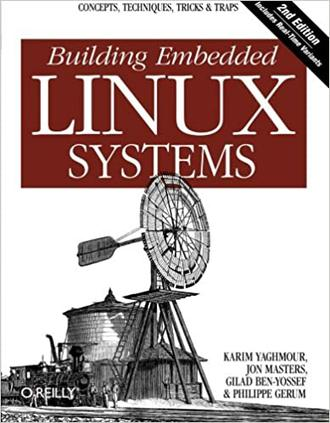 کتاب Building Embedded LInux Systems
