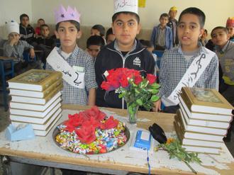 انزجار دانش آموزان مدرسه کوشش در پی توهین به پیامبر اکرم(ص)