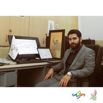 حسن صمدی مارلیک استودیو جشنواره فانوس hassan samadi marlik studio