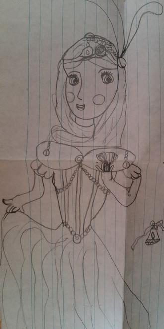نقاشی خط دار :)