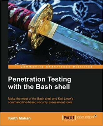 کتاب Penetration Testing with Bash Shell