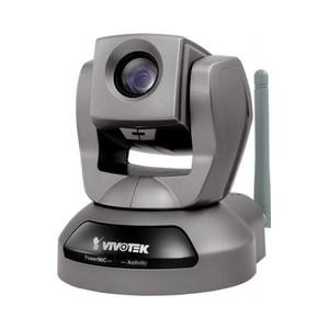 یک دوربین تحت شبکه بی سیم