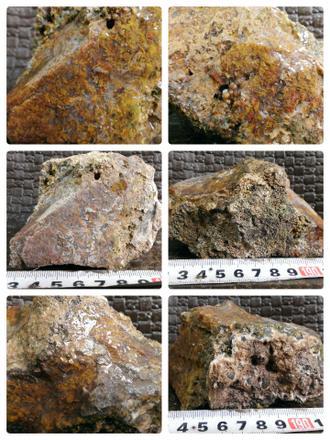 590 گرم  سنگ عقیق شجر و جاسپر  زیبا شماره 915