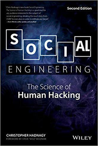کتاب The Science of Human Hacking