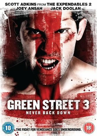 دانلود فیلم Green Street 3 Never Back Down