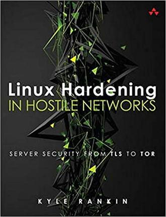 کتاب Linux Hardening in Hostile Networks