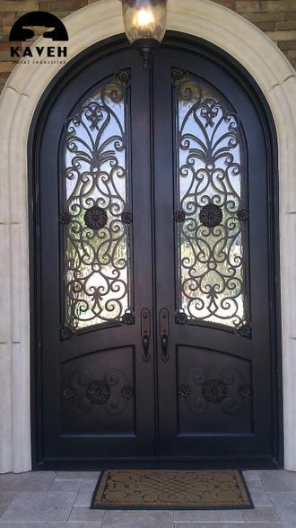 درب فلزی