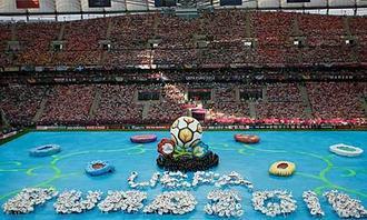 دانلود مراسم افتتاحیه یورو 2016 بدون سانسور