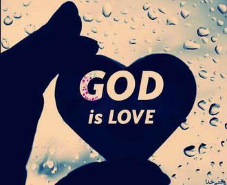 عکس نوشته انگلیسی درباره خدا