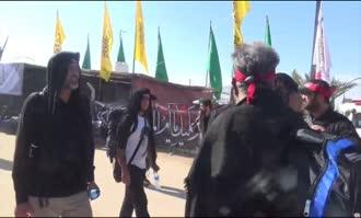 مستند مصاحبه با زائران پیاده روی اربعین حسینی