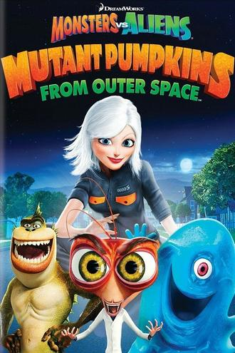 دانلود انیمیشن Monsters vs Aliens: Mutant Pumpkins from Outer Space