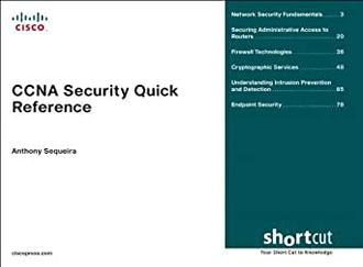 کتاب  Ccna Security Quick Reference