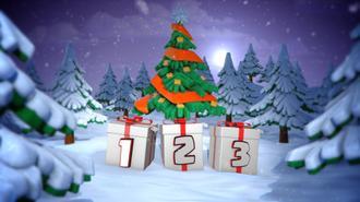 درخت های کریسمس 2016